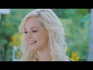 Elsa Jean New Interview 2019 __ Wow Girls Present __ Beautiful Elsa Jean