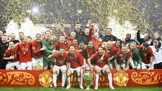 Manchester United ● Road to The Champions League Final 2007/2008