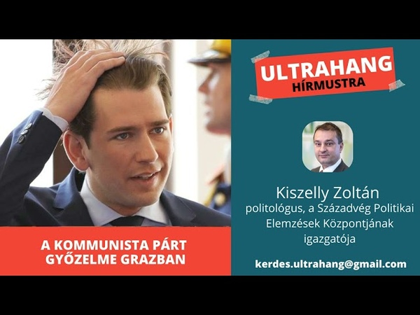 Hogyan győztek a kommunisták Ausztriában Kiszelly Zoltán