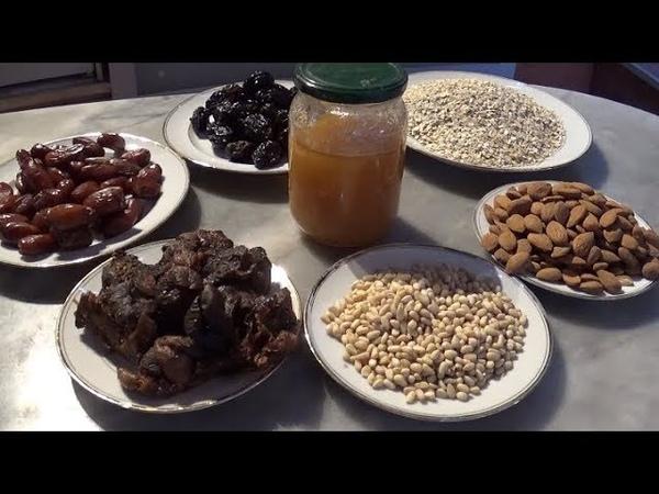 Faire une nourriture de survie naturelle