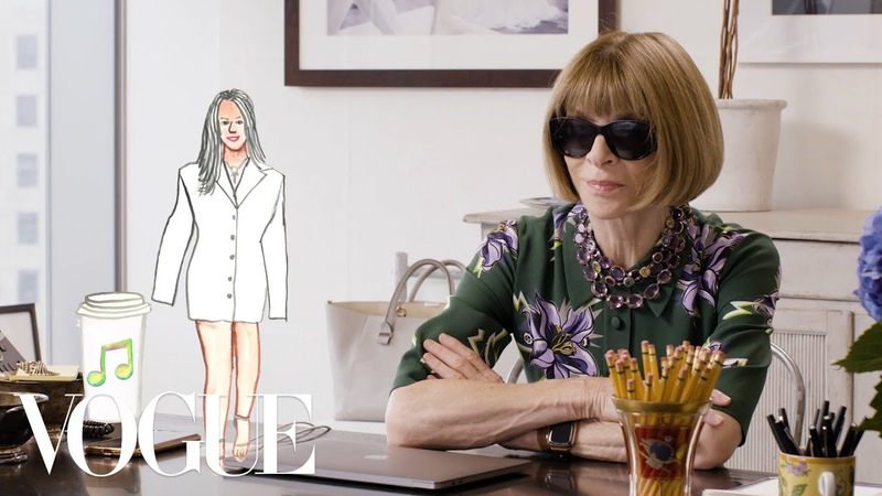 Anna Wintour Talks Rihanna's Designs Flip Flops and What People Get Wrong About Fashion Vogue