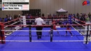 Curmel Moton TKO Javon Wanna Walton boxing kids 11 years old