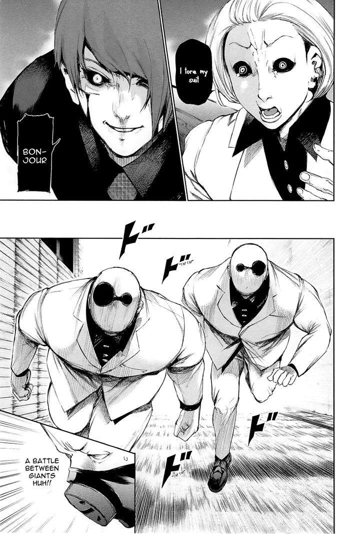 Tokyo Ghoul, Vol.10 Chapter 91 Fortitude, image #5