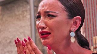 Бузова в слезах сбежала со сцены, когда ведущие премии высмеяли её разрыв с Давой