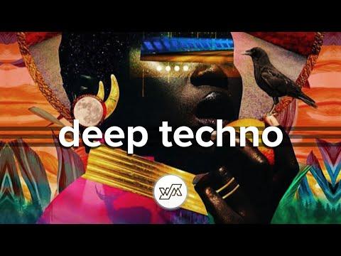 Deep Techno Afro House Mix – December 2019