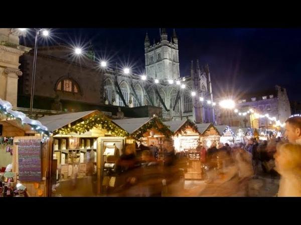 Bath Christmas Market 2018 Visit Bath
