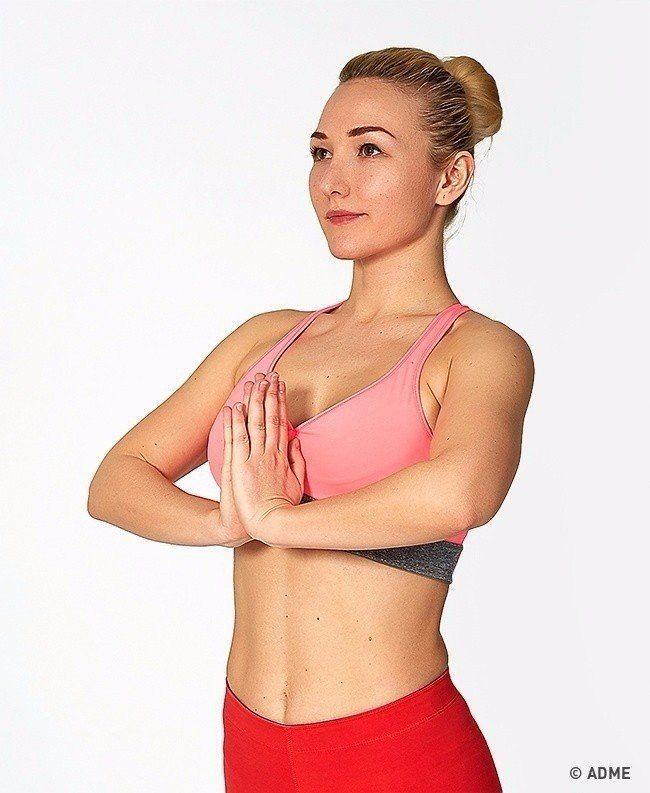 7 простейших упражнений для красивой и подтянутой груди, прокачиваем грудные мышцы!