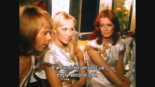 ABBA - THE ALBUM interview (english sub)