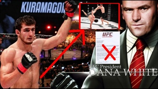 Супер талант ДАГ ФАЙТЕР которому отказал ДАНА УАЙТ UFC контракта - Рамазан Курамагомедов