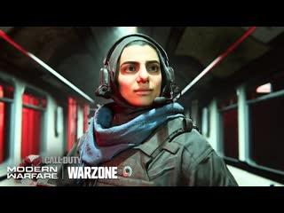 Call of Duty: Modern Warfare и Warzone: трейлер Сезона Шесть