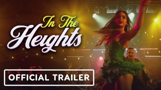 In The Heights - Official Trailer (2020) Lin-Manuel Miranda