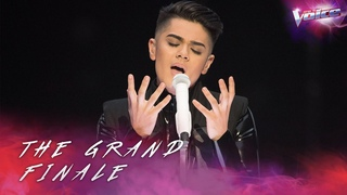 Grand Finale: Sheldon Riley sings Young and Beautiful | The Voice Australia 2018
