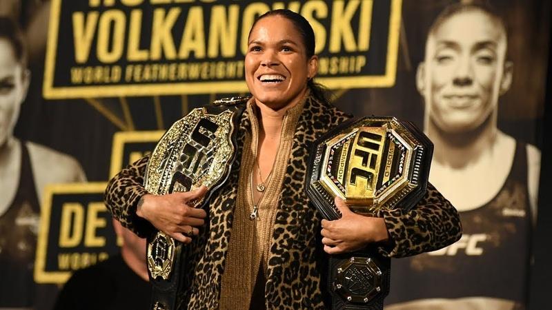 UFC 250 Бесспорно великая Аманда Нунес