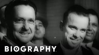 John Dillinger - American Gangster | Mini Bio | BIO