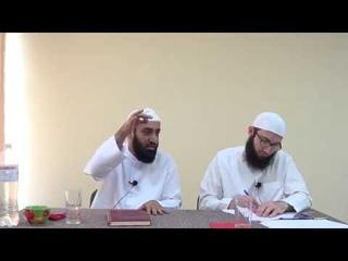 Сорок хадисов о правах Господа миров    Шейх Валид Аль-Абри    Седьмой урок (2/2)