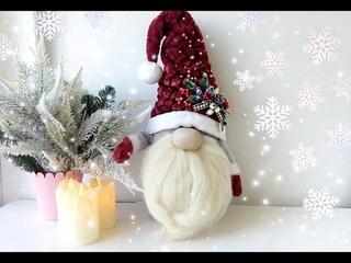 СКАНДИНАВСКИЙ ГНОМ СВОИМИ РУКАМИ! ИЗ ТОВАРОВ FixPrise/ Christmas Scandinavian gnome DIY