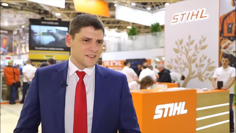 MITEX 2018 интервью с генеральным директором «Андреас Штиль Маркетинг»