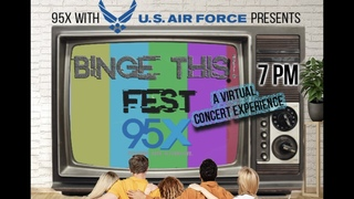 95X Binge This Fest - A Virtual Concert Experience [DAY 2]