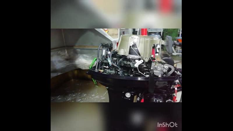 Лодочный мотор Tohatsu M9 9 D2 S двухтактный