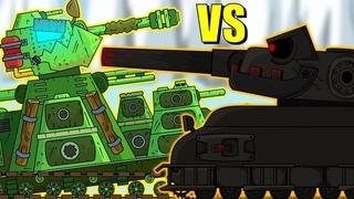 Кв 45 Gerand VS РаттеФан Good - Мультики про танки