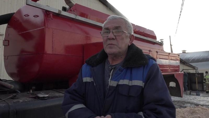 Зеленодольские пожарные добровольцы из ДПК Большие Ключи спасли 2 тысячи индюшек.