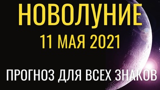 Новолуние 11 мая 2021 в Тельце: Прогноз для всех знаков.