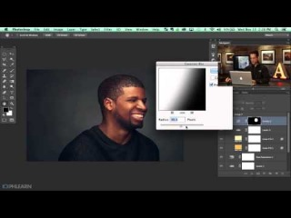 How to Retouch an Editorial Headshot in Photoshop (Part 3 of 3)
