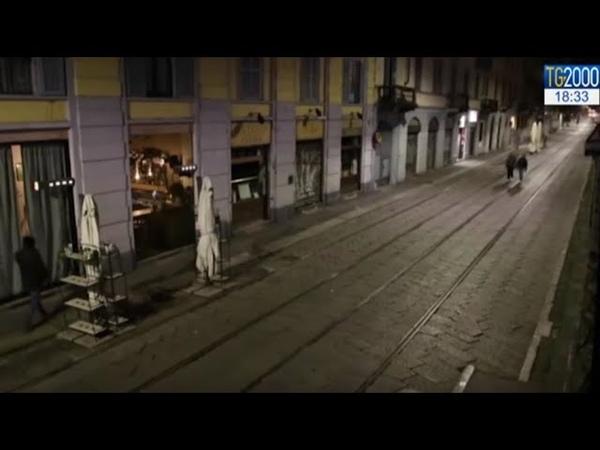 Coronavirus Italia è un Paese sospeso con città vuote e in un silenzio surreale