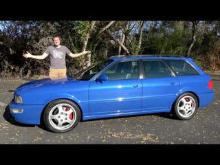 Я купил Audi RS2 Avant – самый крутой быстрый универсал на свете!