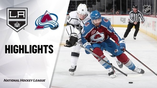 Kings @ Avalanche 5/12/21 | NHL Highlights
