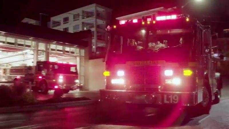 Пожарная часть 19 3 сезон Английское Промо