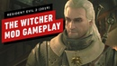 Resident Evil 2 Witcher Mods Bring Geralt and Ciri to Raccoon City