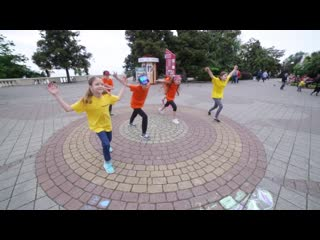 Hip-Hop KIDS | SOUL SPACE school | Sochi 2019