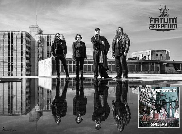 Новый сингл израильской дарк-рок / метал группы Fatum Aeternum