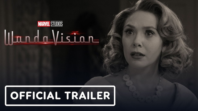 Marvels WandaVision - Official Trailer 1
