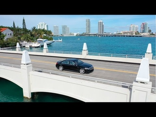 ADV1 Wheels: Mercedes S-Class making money moves in Miami