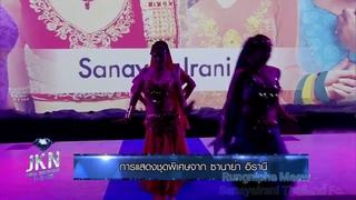 SanayaIrani in thailand  show #sanayaIrani
