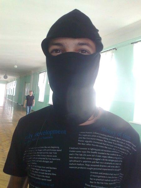 Евгений Иванов, Мелитополь, Украина