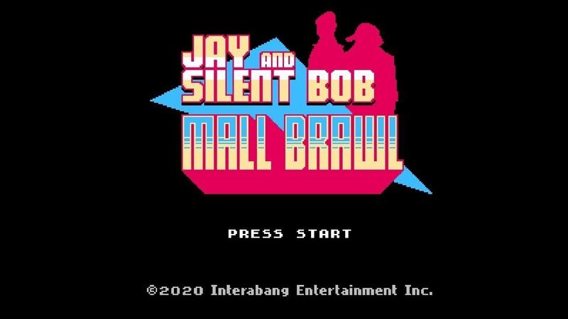 Jay and Silent Bob Mall Brawl 2020 Power Blade II Captain Saver 1992 NES Famicom