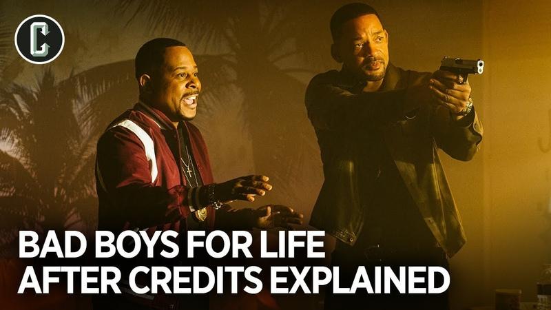 Bad Boys for Life Directors Explain the Film's Mid Credits Scene