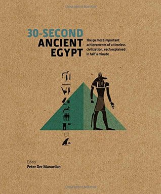 Peter der Manuelian - 30-Second Ancient Egypt