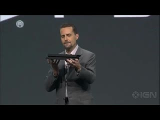 The PlayStation 4 Console Revealed - E3 2013 Sony Conference