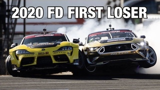 FORMULA DRIFT 2020. The road to 2nd place