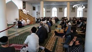 Губернатор поручил министру сходить в мечеть!