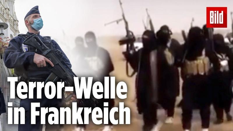 """Für ISIS ist jeder in Europa ein """"legitimes Ziel"""