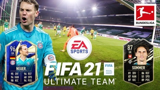 Top 10 Goalkeepers - EA SPORTS FIFA 21 - Neuer, Hrádecký, Gulácsi & More