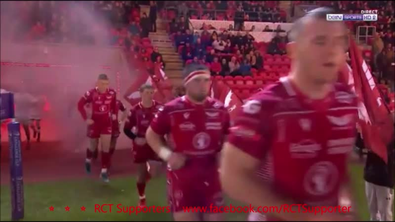 Scarlets Rugby vs RCT Toulon 15 27 SCARCT