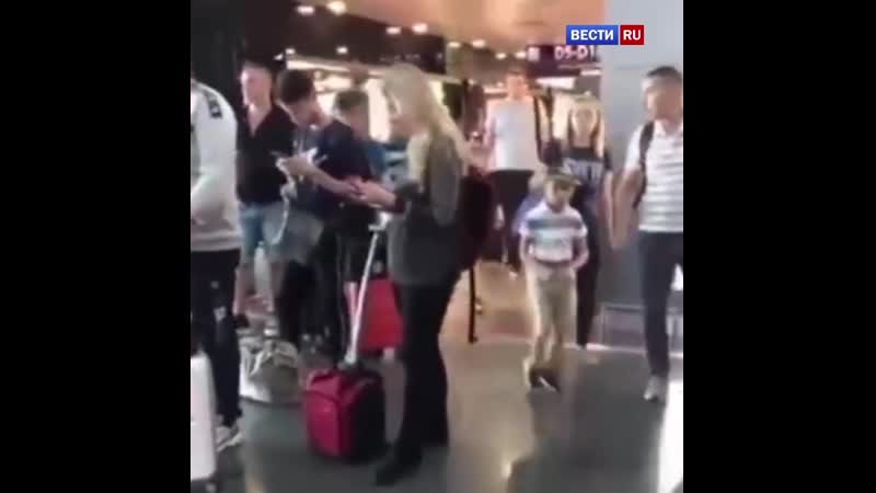 И о главы Минздрава Украины попала на видео при попытке к бегству