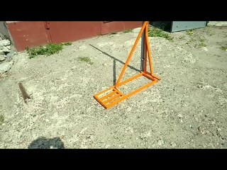 Опора для антенны | Car mast support