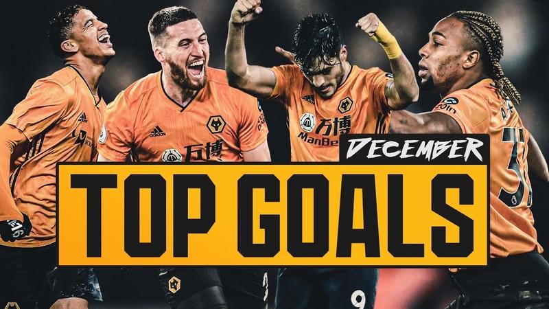 TRAORE, JIMENEZ, JOTA, CAMPBELL, ASHLEY-SEAL   December's top goals across the club!